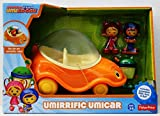 Fisher-Price Team Umizoomi Umirrific Umi Car
