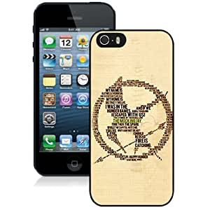 Personalized iphone 4/4s iphone 4/4s Case,DIY Case Design with The Hunger Games Cell Phone Black Case for iphone 4/4s iphone 4/4s Generation