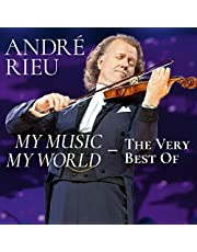 Rieu,Andre/Strauss Orchestra,Johann - My Music - My World - The Very Best