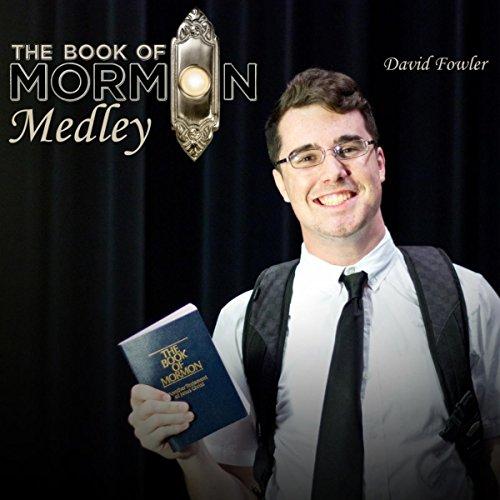 David larsen book of mormon musical