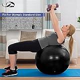JBM Exercise Yoga Ball with Free Air Pump