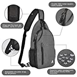 15.7 Inch Sling Backpack Sling Bag Small Backpack