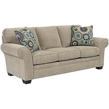 broyhill zachary sofa off white beige - Broyhill Sofa