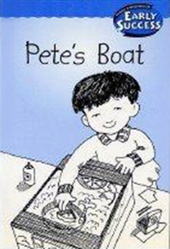 Download Houghton Mifflin Early Success: Pete'S Boat PDF