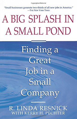 A Big Splash in a Small Pond: Finding a Great Job in a Small - Mall Careers Robinsons