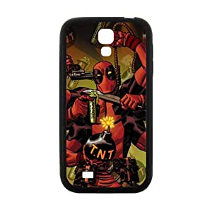 Red T.N.T Nosiod Cell Phone Case for Samsung Galaxy S4