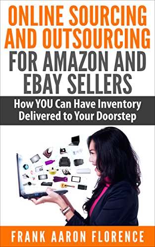 Online Sourcing Outsourcing Amazon Sellers ebook product image