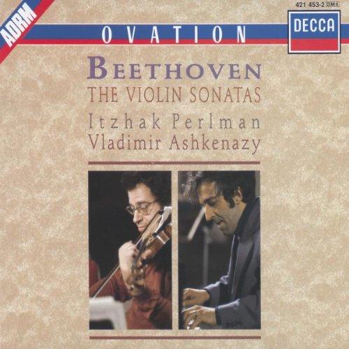 Beethoven: The Violin Sonatas by Decca