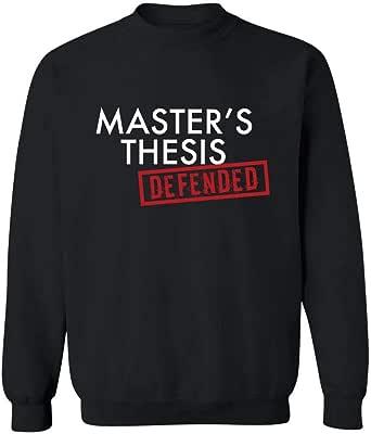 Master thesis usa