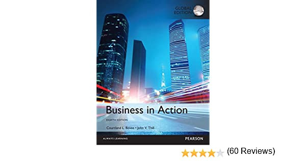 Amazon business in action global edition ebook courtland l amazon business in action global edition ebook courtland l bovee john v thill kindle store fandeluxe Gallery