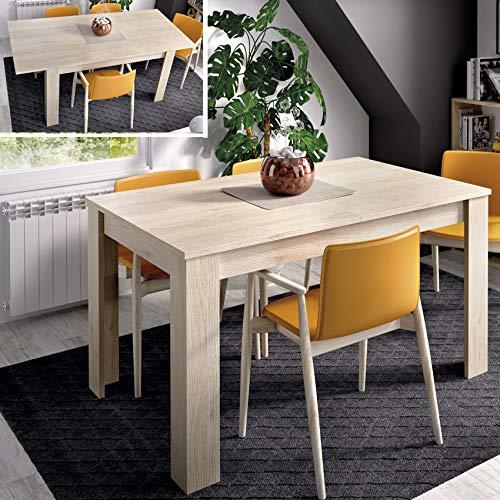 Muebles Hogar Decora Mesa Comedor Extensible de 140cm hasta ...