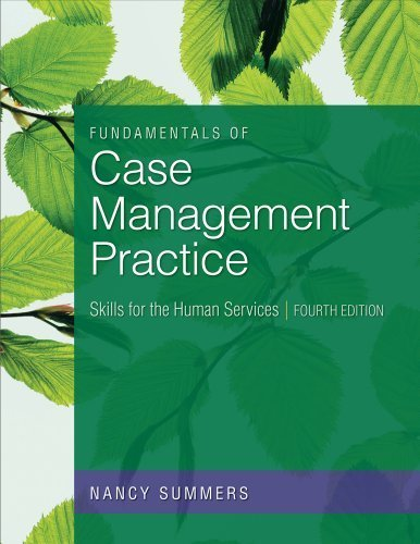 Fundamentals of Case Management Practice by Summers, Nancy. (Cengage Learning,2011) [Paperback] 4th Edition