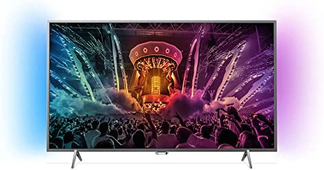 Philips 6000 Series - Televisor (4K Ultra HD, 802.11n, Android, 5.1 (Lollipop), A, 16:9): Amazon.es: Electrónica
