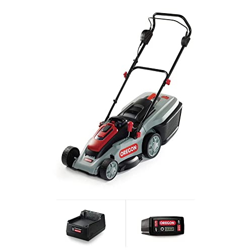 Oregon Cordless LM300 Lawn Mower Kit