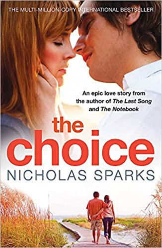sparks the book nicholas choice