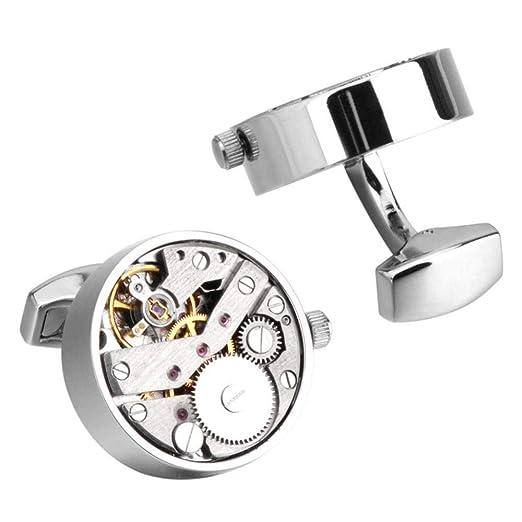 HOQTUM Gemelos, Movimiento Giratorio Reloj Gemelos (1 par) Hombres ...