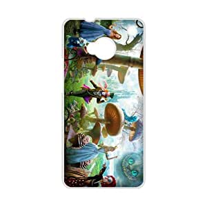 Mystic Zone Alice in Wonderland HTC ONE M7 Case for HTC ONE M7 Cover Fits Case by ruishername