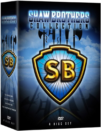 Shaw Brothers Collection by WELL GO USA