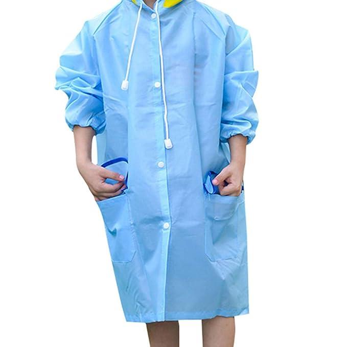 Amazon.com: Chaqueta con capucha para bebé, chica y pato con ...