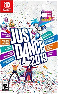 Just Dance 2019 Bilingual Nintendo Switch (B07DP2GJ64) | Amazon price tracker / tracking, Amazon price history charts, Amazon price watches, Amazon price drop alerts