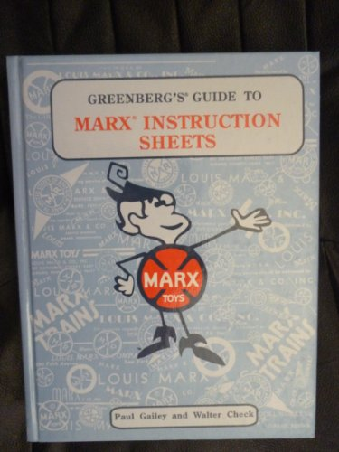(Greenberg's Guide to Marx Instruction Sheets)