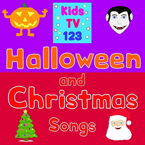 Halloween and Christmas Songs]()