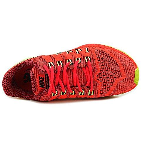 Nero Blk Brght Verde Nike Crimson Arancione Air da Zoom ghst Scarpe vlt Grn Odyssey Corsa Uomo z8W7AR8q4n