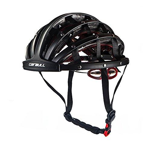 SimingD Cycling Bike Helmet Men Women, Foldable Helmet Lightweight Adjustable Bicycle Helmet For Sale