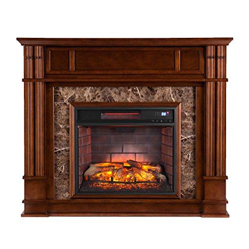 Granite Fireplace Mantels - 5