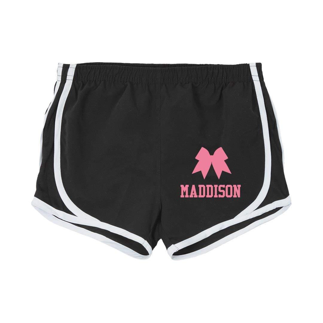 Maddison Girl Cheer Practice Shorts Youth Running Shorts