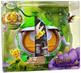 tinkerbell tree house - Tinker Bell's Tea Kettle Cottage Playset