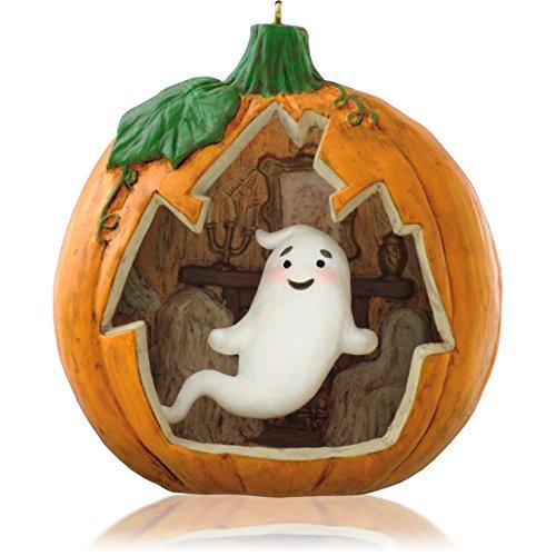 1 X Happy Halloween! - 2014 Hallmark Keepsake Ornament (Ornament Happy Halloween)