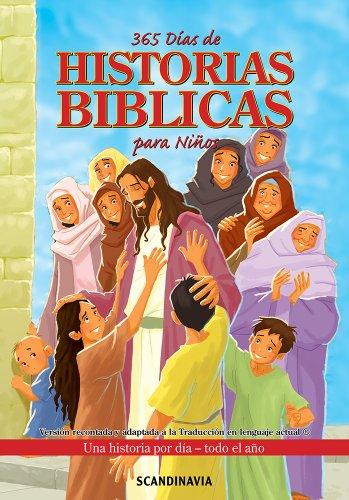 365 Dias de Historias Biblicas Para Ninos por Gustavo Mazali