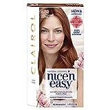 Clairol Nice'n Easy Permanent Hair Color, 6.5R Light Radiant Auburn, 1 Count