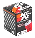 yfm250 oil filter - K&N KN-140 Yamaha High Performance Oil Filter