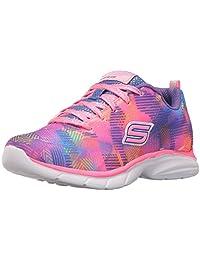 Skechers Girls' Spirit Sprintz Color Wave Trainer