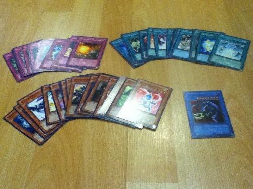 Mint Rare Super Oh Gi Yu (50 Assorted YuGiOh Cards with Rares & Super Rare [Toy])