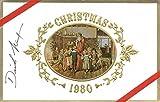 President Richard M. Nixon - Christmas/Holiday Card