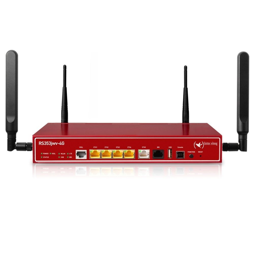 BINTEC RS353jwv-4G IP Access Router inkl. VDSL2: Amazon.de: Computer ...