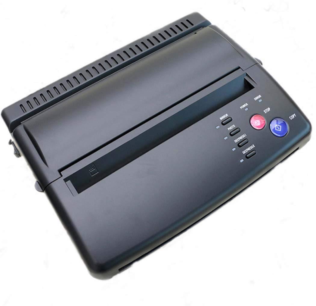 BHPL Máquina de Tatuajes máquina de Transferencia Mini Impresora ...