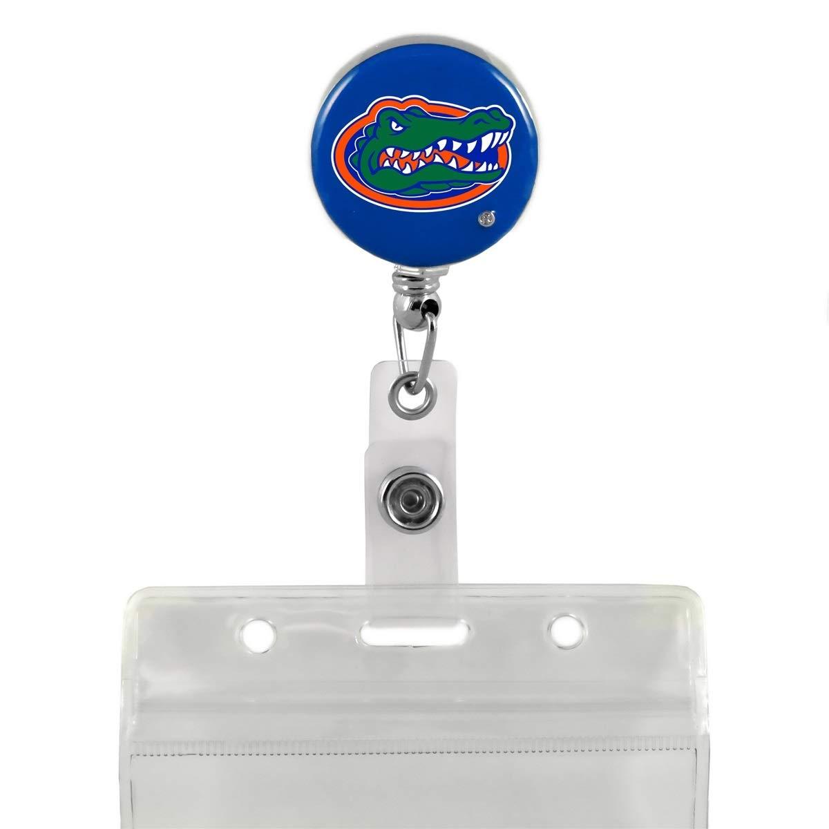 SANDOL Florida Gators Mascot Retractable Badge Reel