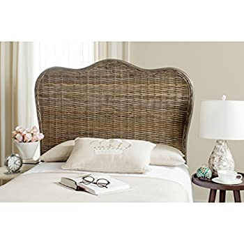 Safavieh Home Collection Imelda Grey Headboard (Full)