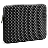 Best Case Logic Macbook Pro Cases 13 Inches - 12.9 - 13.3 Inch Laptop/Tablet Sleeve Evecase Diamond Review