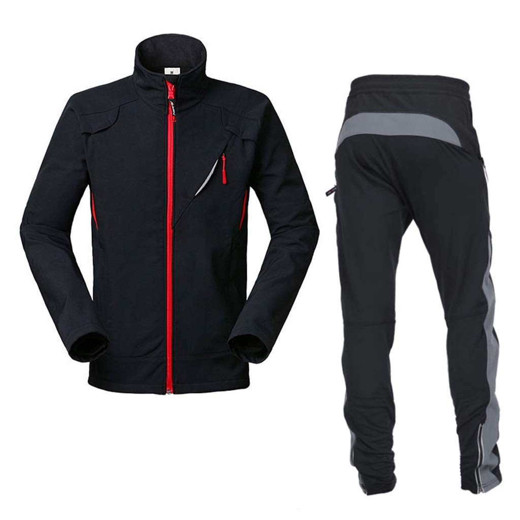 Rainsuit Breathable/Rain Jacket and Rain Pants Set/Unisex Reusable Rainwear Waterproof Raincoat for Climbing Collective Outdoor Activities