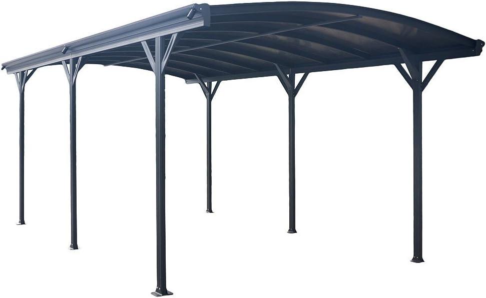 Home Deluxe Falo - Garaje abierto de diseño: Amazon.es: Jardín