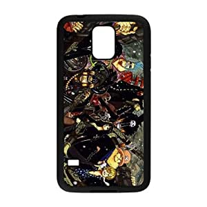 samsung galaxy s5 Black one piece phone case Christmas Gifts&Gift Attractive Phone Case HRN5C322935