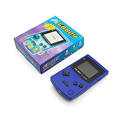 aison chinese version gb boy color blue not official nintendo gbc - Picture Of A Boy To Color