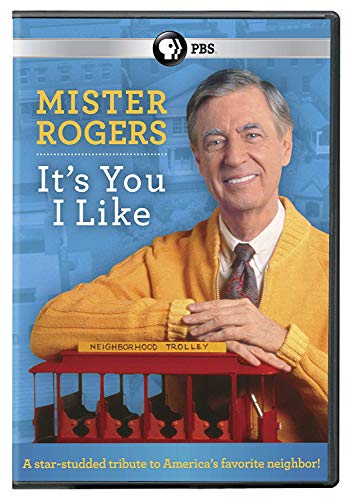 Mister Rogers: It's You I Like DVD