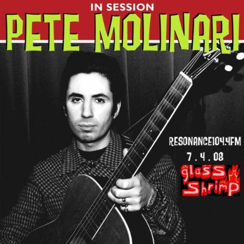 Pete Molinari In Session on Re...