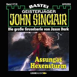 Assungas Hexensturm (John Sinclair 1716)